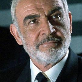 Sean Connery Headshot