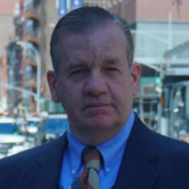 George F. Donohue Headshot
