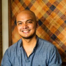 Tom Cunanan Headshot