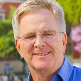 Rick Steves Headshot