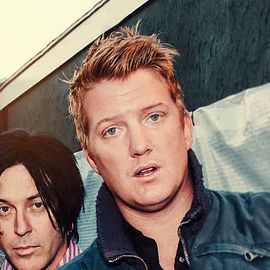 Queens of the Stone Age Headshot
