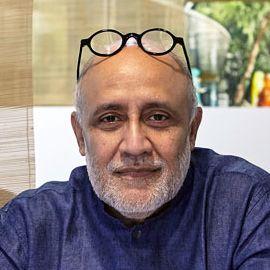 Rahul Mehrotra Headshot
