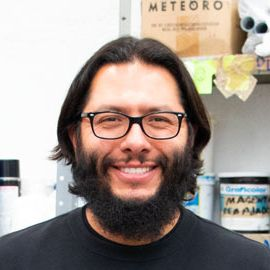 Ahmed Bautista Headshot