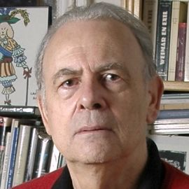 Patrick Modiano Headshot