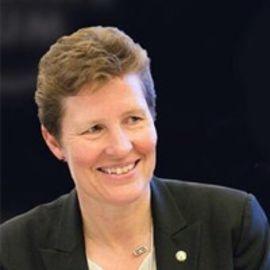 Anne-Birgitte Albrectsen Headshot