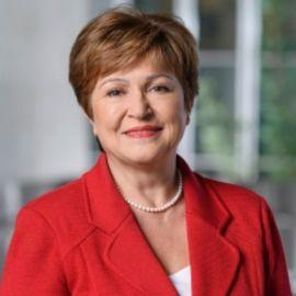 Kristalina Georgieva Headshot