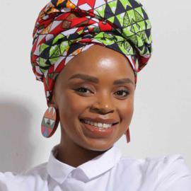 Zoleka Mandela Headshot
