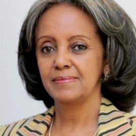 Sahle-Work Zewde Headshot