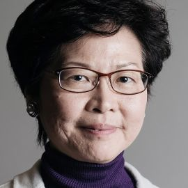 Carrie Lam Headshot