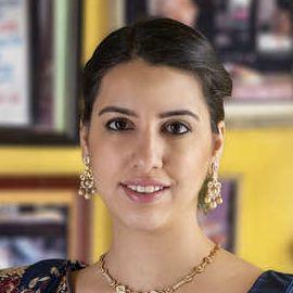 Anahita Dhondy Headshot