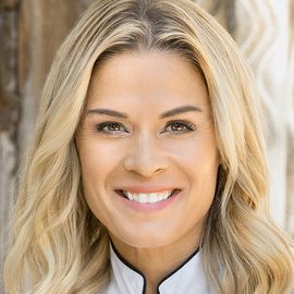 Cat Cora Headshot