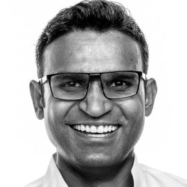 Guru Gowrappan Headshot