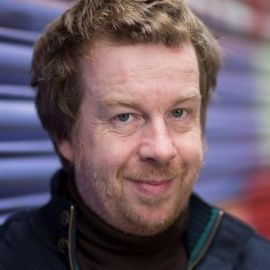 Kevin Barry Headshot