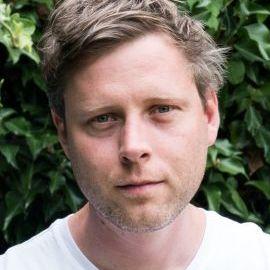 Max Porter Headshot