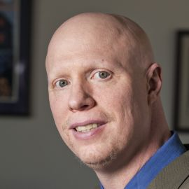 Dr. Eric Coleman Headshot