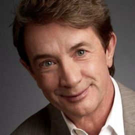 Martin Short Headshot