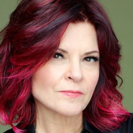 Rosanne Cash Headshot