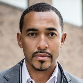 Sampson Davis, M.D. Headshot