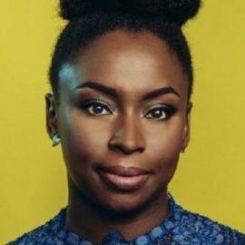 Chimamanda Ngozi Adichie Headshot