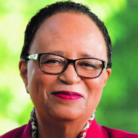 Shirley Ann Jackson Headshot