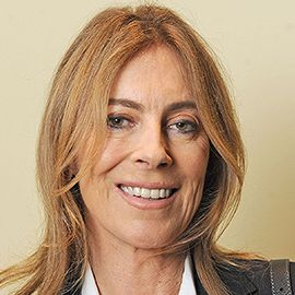 Kathryn Bigelow Headshot