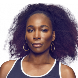 Venus Williams Headshot