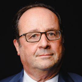 François Hollande Headshot