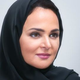 Sheikha Hanadi Al-Thani Headshot