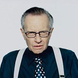 Larry King Headshot