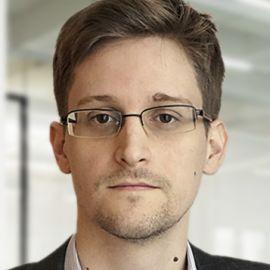 Edward Snowden Headshot