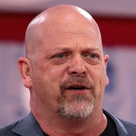 Rick Harrison Headshot