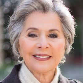 Barbara Boxer Headshot