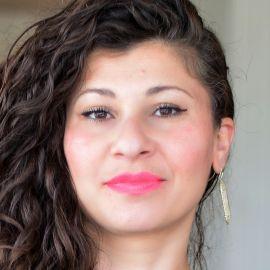 Sahar Paz Headshot