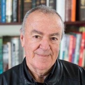 Simon Chapman Headshot