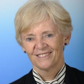 Judith Mackay Headshot