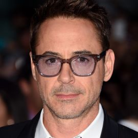 Robert Downey Jr. Headshot