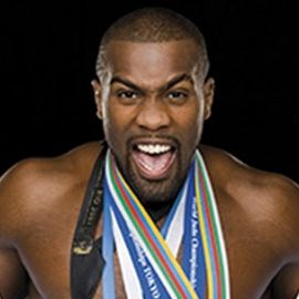 Teddy Riner Headshot