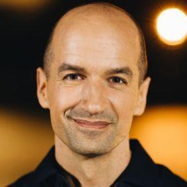 Pascal Finette Headshot