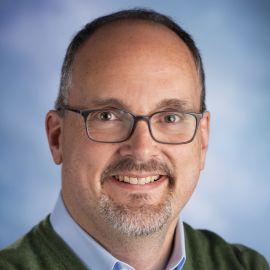 Samuel A. Donaldson Headshot