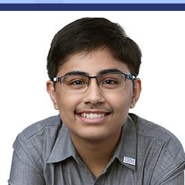 Tanmay Bakshi Headshot