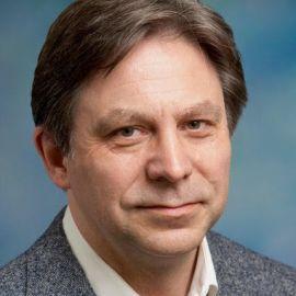 Alan M. Taylor Headshot