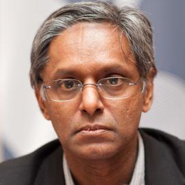 Chandra Kukathas Headshot