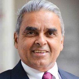 Kishore Mahbubani Headshot