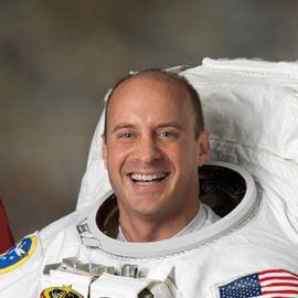 Garrett Reisman Headshot