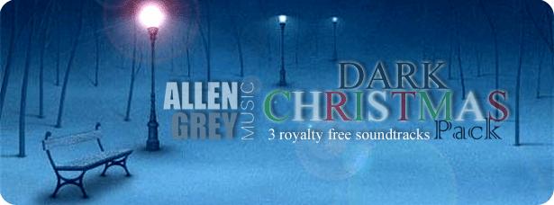 Dark Christmas Pack - 1
