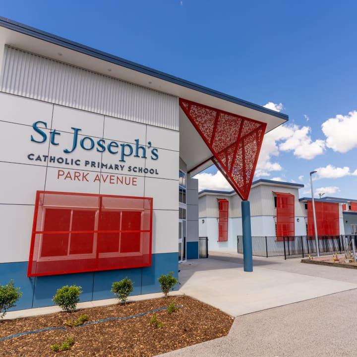 St Josephs School Administration Building