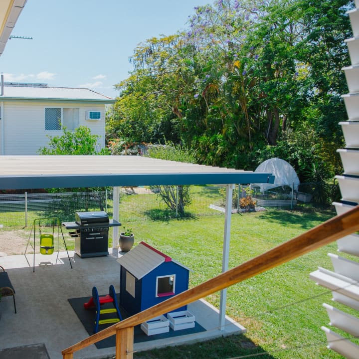 Backyard Insulated Patio System