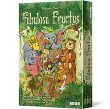 boite du jeu Fabulosa fructus