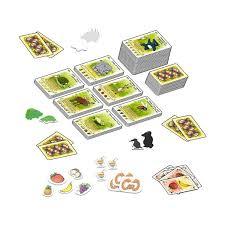 les cartes du jeu fabulosa fructus
