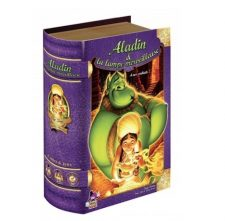 boite de jeu Aladin et la lampe merveilleuse